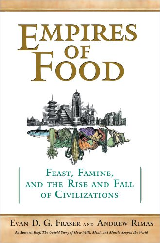 Empires of Food: Feast, Famine, and the Rise and Fall of Civilizations 9781439101896