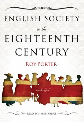 English Society in the Eighteenth Century 9781433219214