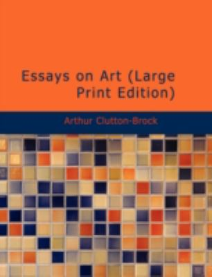 Essays on Art 9781434695420