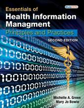 Essentials of Health Information Management: Principles and Practices [With CDROM] -  Green, Michelle A., Paperback