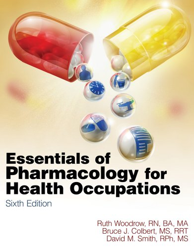 Essentials of Pharmacology for Health Occupations [With CDROM] 9781435480339