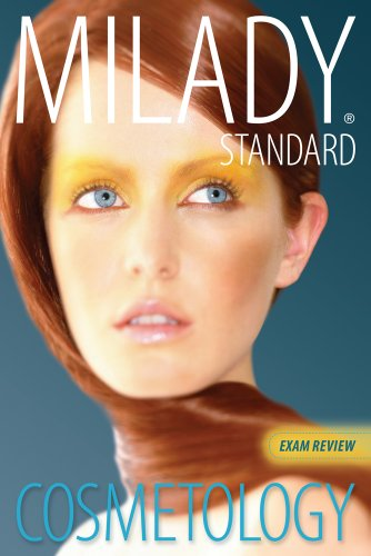 Milady Standard Cosmetology Exam Review 9781439059210