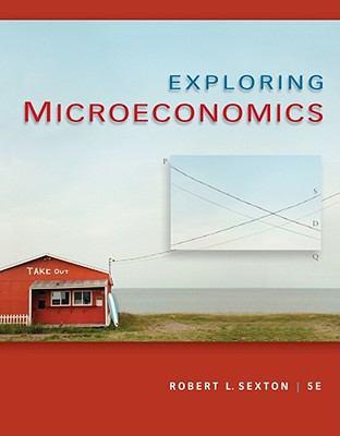 Exploring Microeconomics 9781439040508