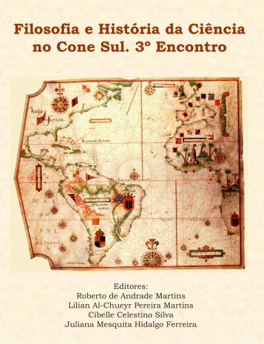 Filosofia E Histria Da Cincia No Cone Sul. 3 Encontro 9781435716339