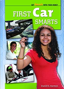 First Car Smarts 9781435852693