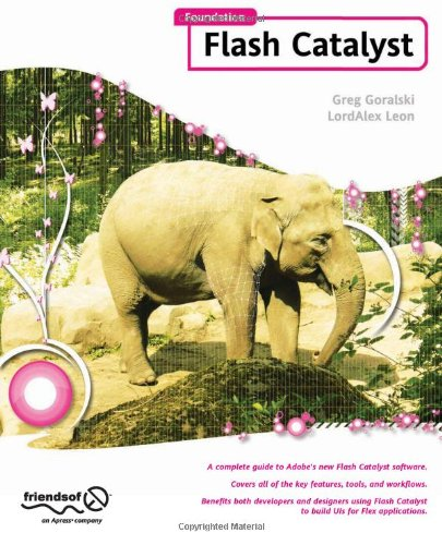 Foundation Flash Catalyst 9781430228622