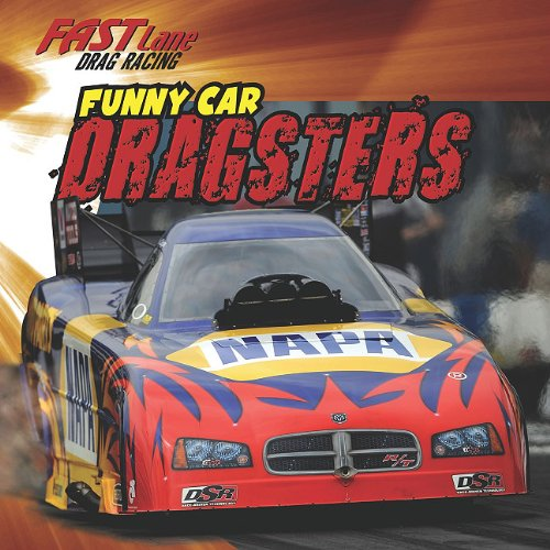 Funny Car Dragsters 9781433946950