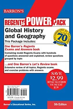 Global History and Geography Power Pack 9781438072968