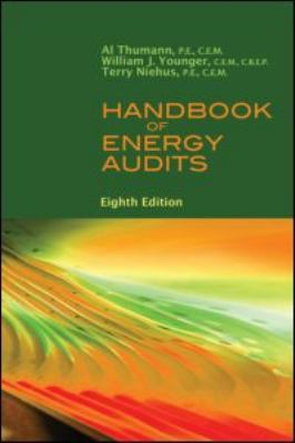 Handbook of Energy Audits 9781439821459