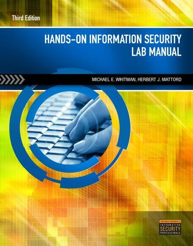 Hands-On Information Security Lab Manual [With CDROM] 9781435441569