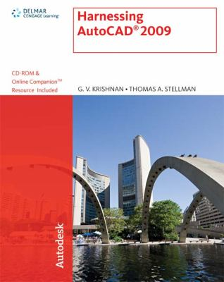 Harnessing AutoCAD 2009 [With CDROM] 9781435402591