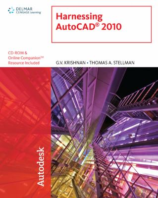 Harnessing AutoCAD 2010 [With CDROM] 9781439055649