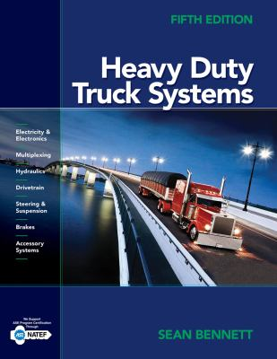 Heavy Duty Truck Systems 9781435483828