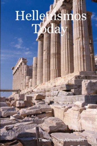 Hellenismos Today 9781430314271