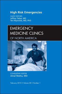 High Risk Emergencies 9781437718140