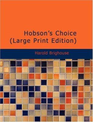 Hobson's Choice 9781434624710