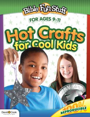 Hot Crafts for Cool Kids 9781434767226