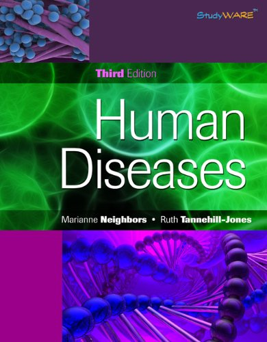 Human Diseases by Marianne Neighbors and Ruth Tannehill-Jones (2014, Paperback)