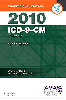 2010 ICD-9-CM for Physicians, Volumes 1 and 2 Professional Edition (Compact) 9781437714333