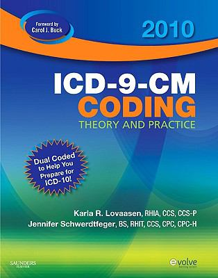ICD-9-CM Coding, 2010 Edition: Theory and Practice 9781437706000