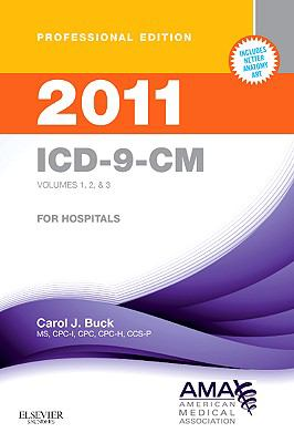 ICD-9-CM for Hospitals, Volumes 1, 2, & 3, Professional Edition 9781437714326