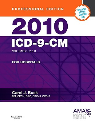 ICD-9-CM for Hospitals, Volumes 1, 2 & 3, Professional Edition 9781437702071