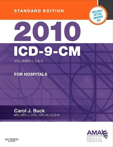 ICD-9-CM for Hospitals, Volumes 1, 2, & 3, Standard Edition 9781437707472