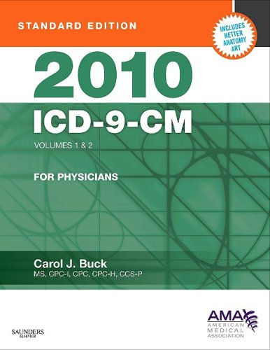ICD-9-CM for Physicians, Volumes 1 & 2, Standard Edition 9781437707489