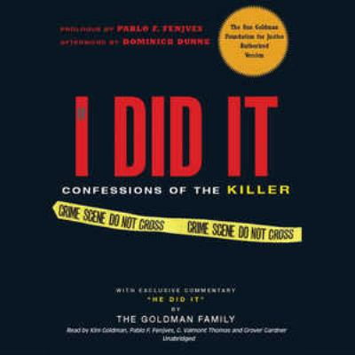 If I Did It: Confessions of the Killer 9781433211836