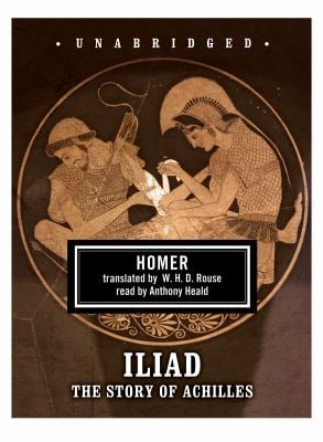 Iliad: The Story of Achilles 9781433289071