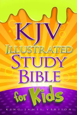 Illustrated Study Bible for Kids-KJV 9781433600623