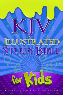 Illustrated Study Bible for Kids-KJV 9781433600630