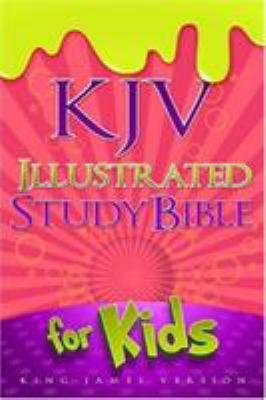 Illustrated Study Bible for Kids-KJV 9781433600647