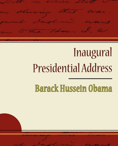 Inaugural Presidential Address 9781438512723