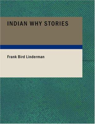 Indian Why Stories 9781434611765