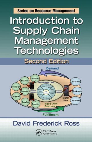 Introduction to Supply Chain Management Technologies, Second Edition 9781439837528