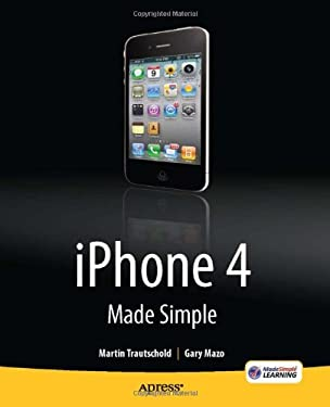 Iphone 4 Made Simple 9781430231929