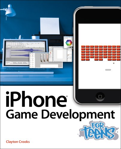 Iphone Game Development for Teens 9781435459922