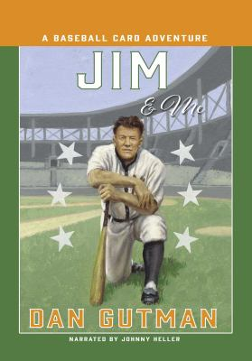 Jim & Me: A Baseball Card Adventure, narrated by Johnny Heller, 4 Cds [Complete & Unabridged Audio Work] 9781436161077