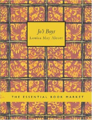 Jo's Boys 9781434604514
