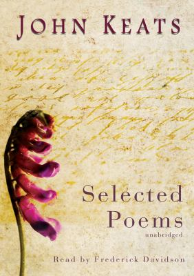 John Keats: Selected Poems 9781433254284