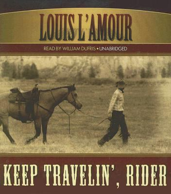 Keep Travelin', Rider 9781433209864
