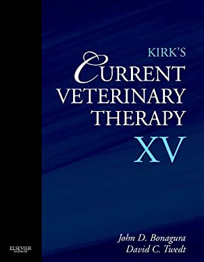 Kirk's Current Veterinary Therapy XV 9781437726893