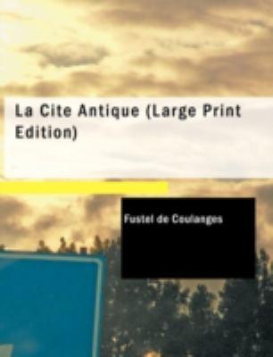La Cite Antique 9781437518603