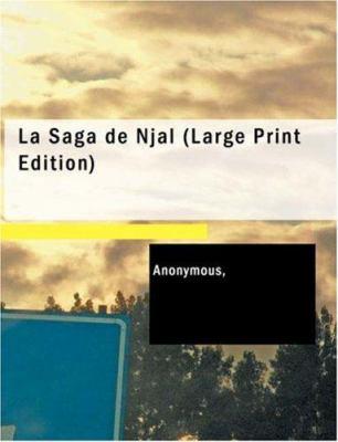 La Saga de Njal 9781434653246