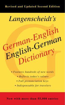 Langenscheidt's German-English Dictionary 9781439141663