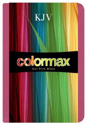 Large Print Compact Colormax Bible-KJV 9781433614385