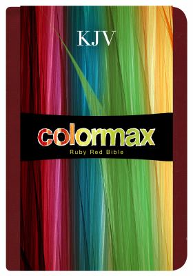 Large Print Compact Colormax Bible-KJV 9781433614415
