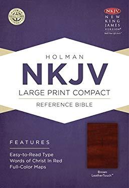 Large Print Compact Reference Bible-NKJV 9781433606441
