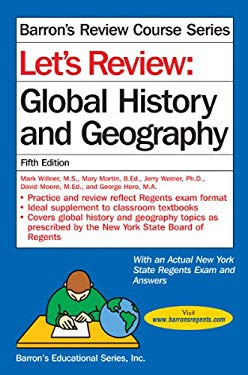 Let's Review Global History and Geography 9781438000169